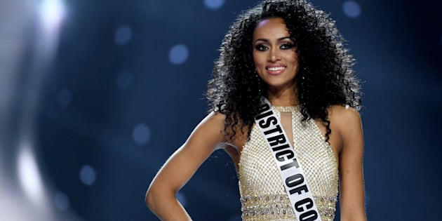 Kara McCullough, Miss America, è nata a Napoli