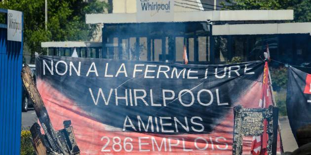 L'usine Whirlpool d'Amiens a trouvé un repreneur (et il est du coin)