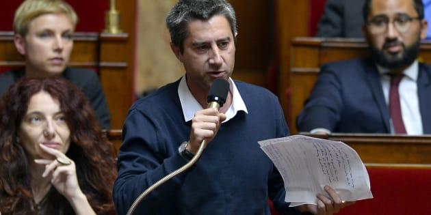 """Interpellé sur l'emploi de salariés de son journal """"Fakir"""" comme assistants parlementaires, Ruffin s'explique"""