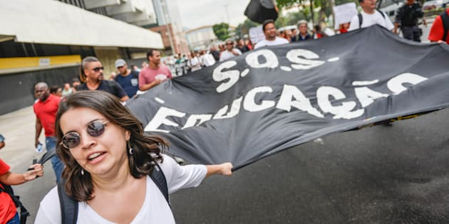 Valorização do professor deve começar na educação básica, diz o MEC.