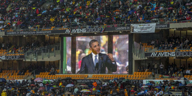 Former US president Barack Obama to deliver Mandela lecture in South Africa