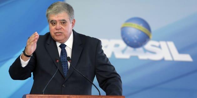 Marun concedeu entrevista após três horas de reunião no Palácio do Planalto.