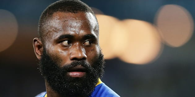Star Parramatta Eels and Australia winger Semi Radradra has left the country.
