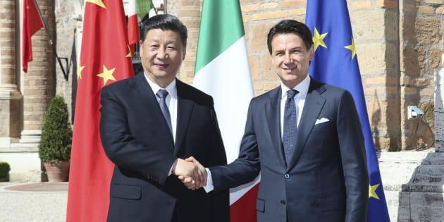 Bilaterale Italia-Cina    riflessioni a margine