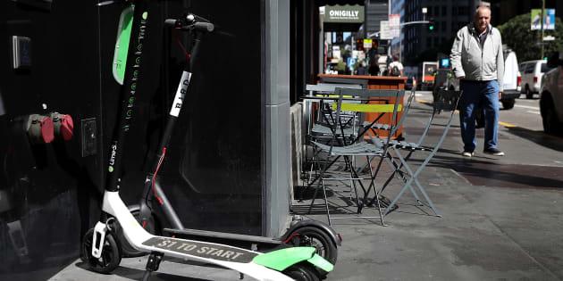 À Paris, un service de trottinettes électriques mis en service dès ce vendredi 22 juin.