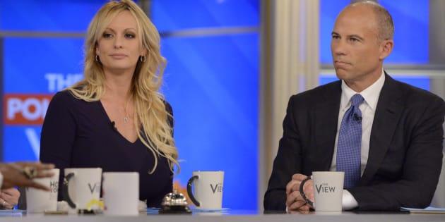 Michael Avenatti défend notamment l'ancienne actrice porno Stormy Daniels face à Donald Trump.