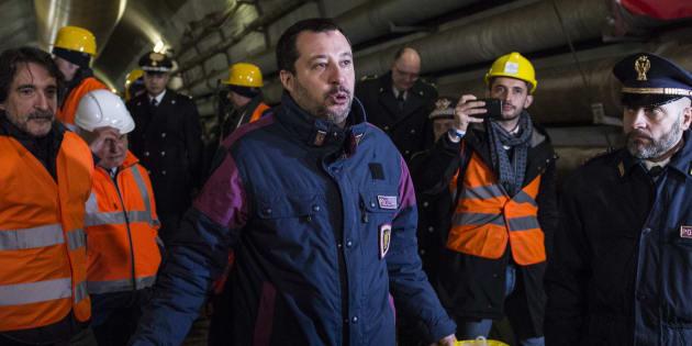 Tav, è scontro tra Di Maio e Salvini?