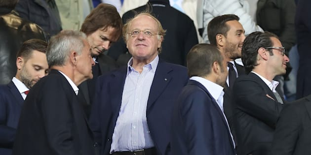 Rubata valigetta al presidente del Milan Paolo Scaroni: conteneva 10mila euro
