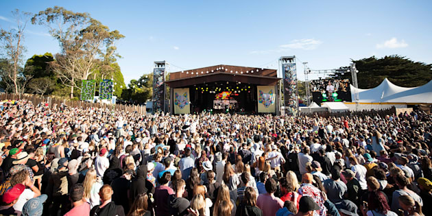 Falls Festival organisers will face a class action for those involved in a stampede at the event in December.