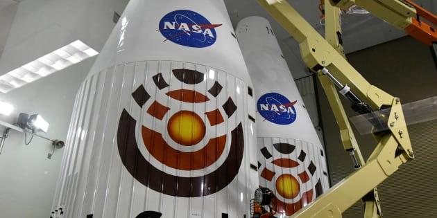 La sonde Insight est la première à être lancée vers Mars par la Nasa depuis 2012.