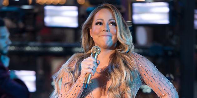 Mariah Carey va revenir chanter à Times Square pour le Nouvel An (malgré la cata de l'an dernier)