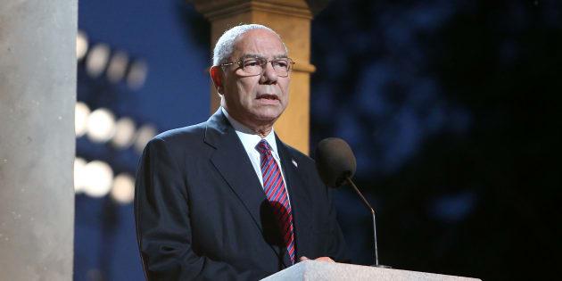 L'ancien secrétaire d'État républicain Colin Powell va voter Hillary Clinton