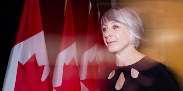 Employment Minister Patty Hajdu arrives for the Liberal cabinet retreat in London, Ont., on Jan. 12, 2018.