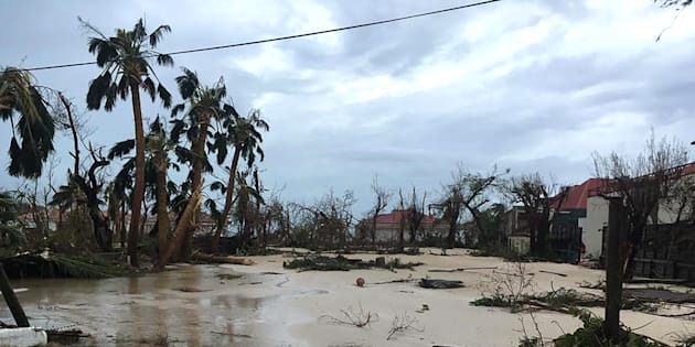 "Ouragan Irma: ""Black-out"", infrastructures détruites... la mission (presque) impossible qui attend les secours"