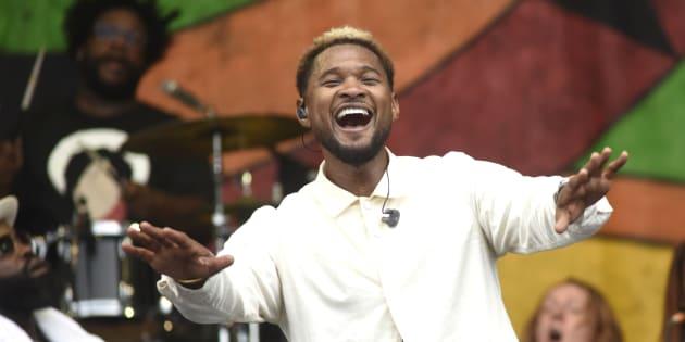 Usher poursuivi pour avoir transmis l'herpès!