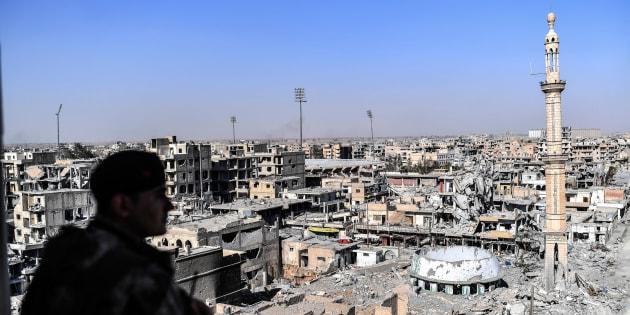 Raqqa perdue, Daech va revenir à ses fondamentaux