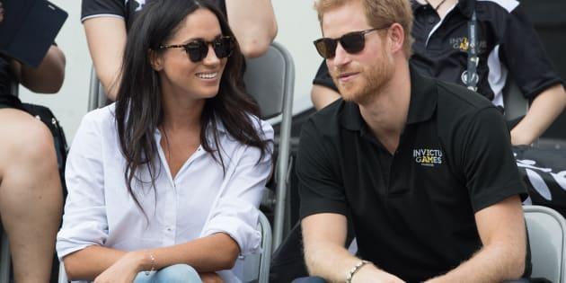 Gb, Harry: con Meghan Markle è stato amore a prima vista
