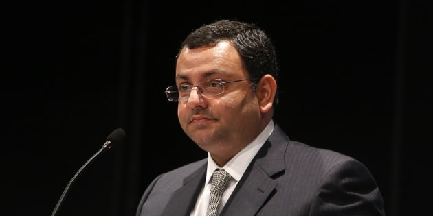 Ousted Tata Group Chairman Cyrus Mistry in a file photo.