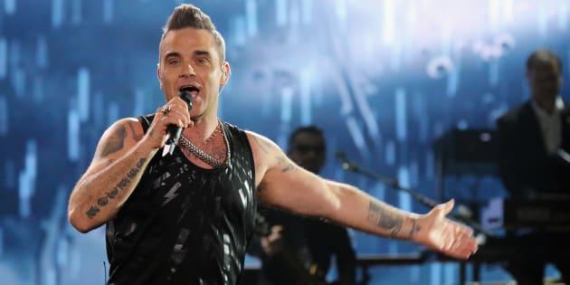 Robbie Williams se confie sur la
