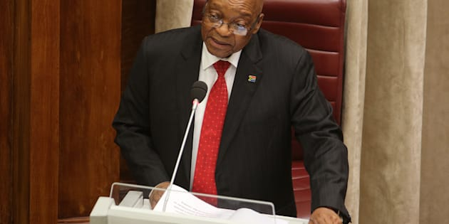 No plans to announce free education programme - South Africa's Jacob Zuma