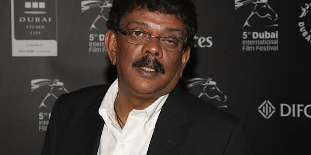 File photo of Director Soman Nair Priyadarshan.