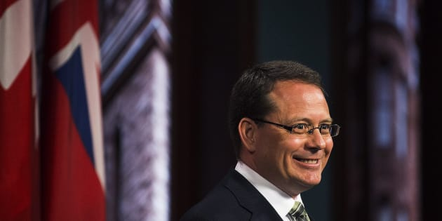 Green Party of Ontario Leader Mike Schreiner has become his party's first-ever elected MPP.