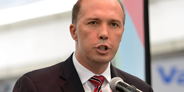 Peter Dutton says the US-Australia refugee deal will be honoured.