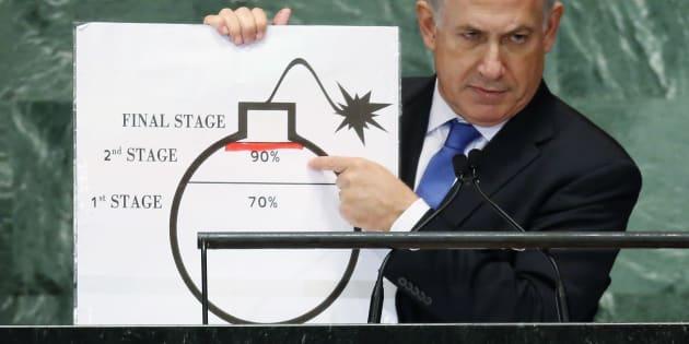 Le retrait des États-Unis de l'accord sur le nucléaire iranien est surtout la victoire de Netanyahu.