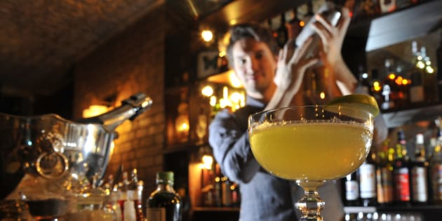 60 boissons composent la liste sur laquelle les candidats au brevet professionnel barman sont évalués.