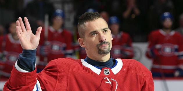Tomas Plekanec a récemment joué son 1001e match en saison régulière dans la LNH.