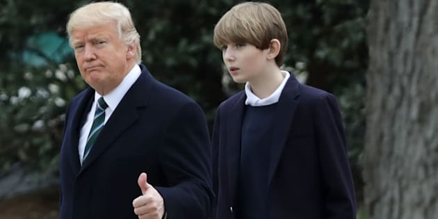 """""""Trump may be willing to turn his back on the future of his youngest child and of our planet, but we are not.The Trump Presidency will pass.The future remains ours to win."""""""