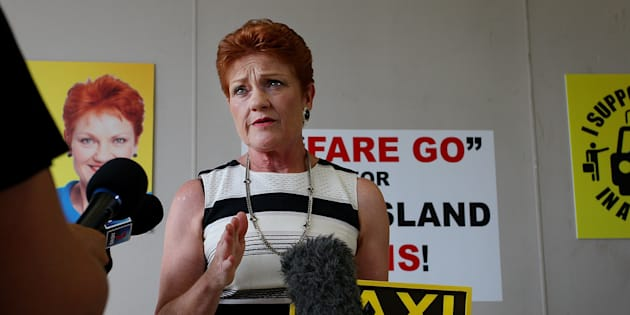Pauline Hanson's One Nation will name candidates for the Queensland election on Sunday.