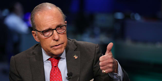 Larry Kudlow, conservative economist and former host of CNBC's 'The Kudlow Report,' in an interview on Sept. 15, 2015. Kudlow is a big fan of trade with Canada: he's pro-NAFTA, anti-tariff and doesn't mince words while letting everyone know.