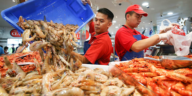 Thousands of Australians are set to enjoy seafood over Easter.