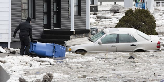 Canadian Forces To Help Quebec As It Braces For Major Flooding