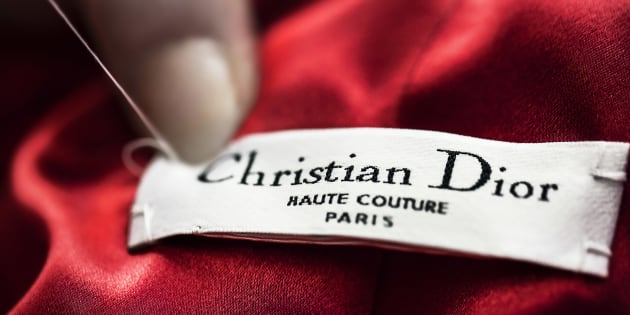 Inside the ateliers of the House of Dior, 2012.