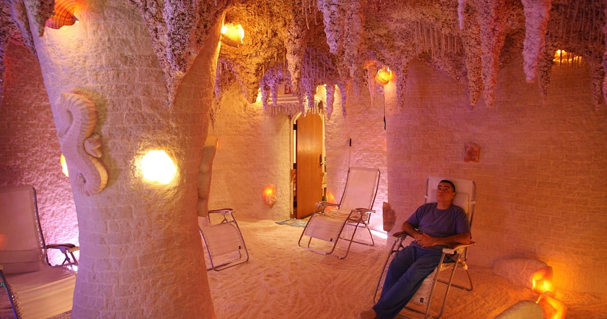 What Is Salt Cave Therapy And Does It Have Any Real Health Benefits