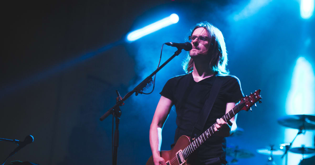 Steven Wilson To The Bone Tour