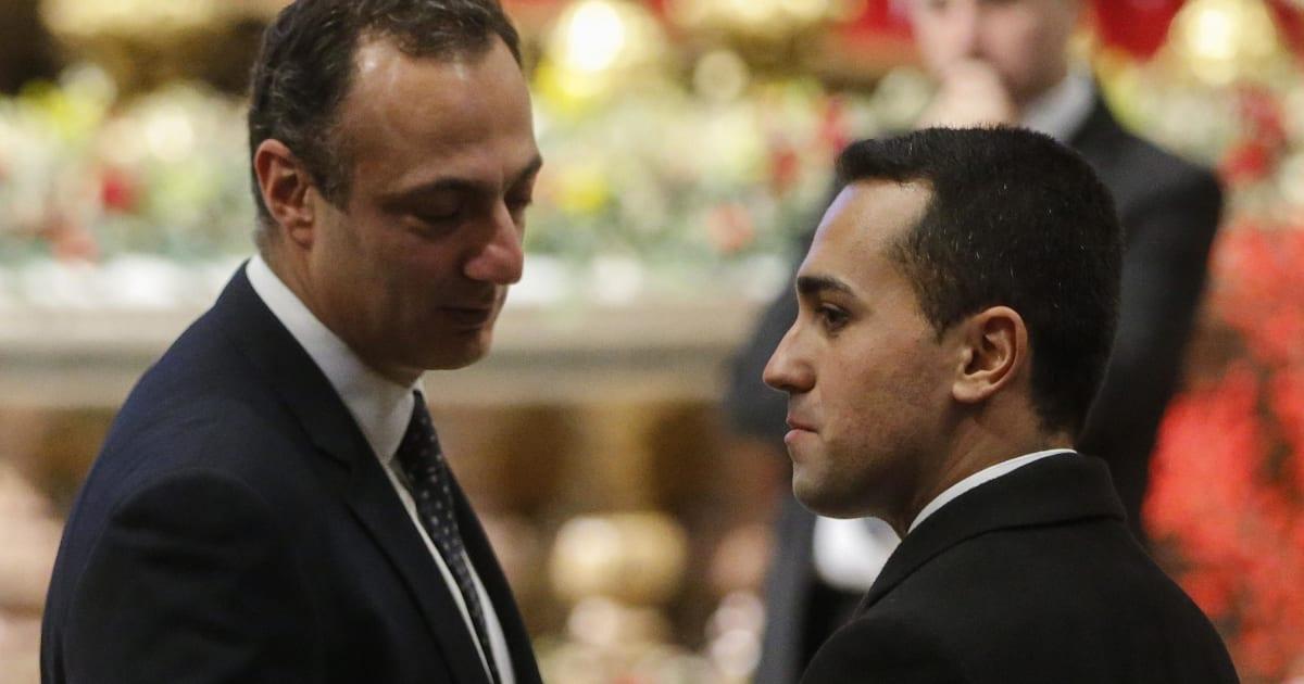 """""""Una botta pazzesca"""". Mondo M5S sconvolto da arresto Marcello De Vito. Luigi Di Maio lo espelle per direttissima"""
