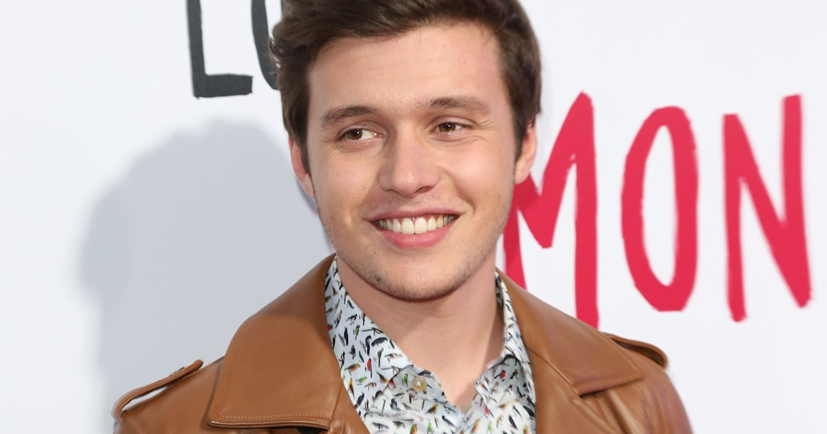 'Love, Simon' Star Nick Robinson Says Brother Came Out ...