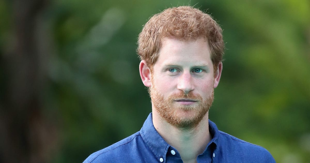 Prince Harry Only Cried Twice After Diana S Death