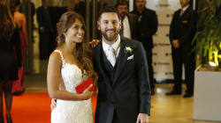 Al matrimonio di Messi, i suoi ospiti milionari hanno raccolto una colletta per beneficenza, ma la cifra raggiunta è