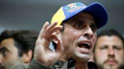 Autoridades venezolanas inhabilitan al opositor Henrique