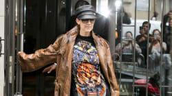Mais, Céline Dion, c'est quoi cette tenue