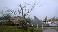 FOTOS: Huracán Harvey, el más poderoso que ha llegado a EU desde