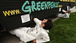 Chiesta per Greenpeace una multa da 200 milioni di euro, la ONG rischia di