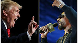 'Jail Time!': Trump Lauches Bizarre Attack On Snoop