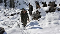 Five Soldiers Trapped Under Snow In Kupwara District Rescued
