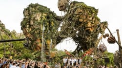FOTOS: Las mejores imágenes de 'Pandora', la nueva atracción de