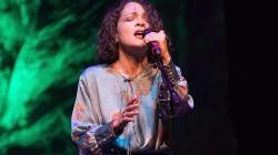 Natalia Lafourcade reventó el Festival de Los